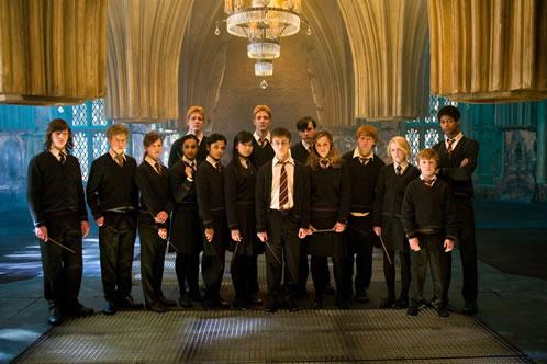 El ejército de Dumbledore